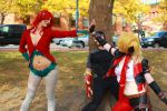Rhode Island Comic Con 2013 - DC Vs Marvel(PS) 88 by VideoGameStupid