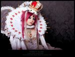 TrinityBlood: Esther of Albion by Astarohime