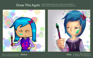 Draw this Again by AngieMyst