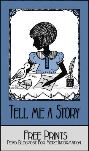 Tell me a Story - Poster 2