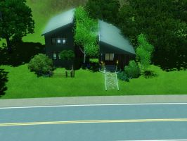 My starter house by PlasmaGelCookie