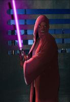 Mace the man Windu by commanderlewis