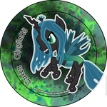 Queen Chrysalis Button by Soseiru