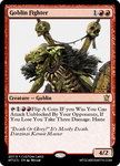 Goblin Magic Card by GrootsOfHedgehogs