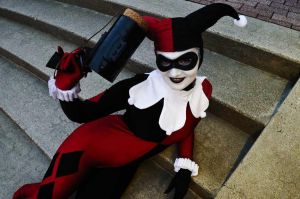 Hey Puddin' II by aXkosplay