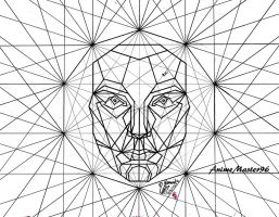 Golden Ratio Mask by anime-master-96