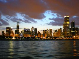 Chicago 45 by Hudizzle