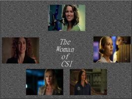 Women of CSI by StarGirl09