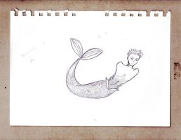 Merman by UnjustToMe