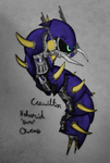 Crawlton Badnik, Colored by SonicRedesigned