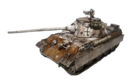 Panther II by FruFruHM