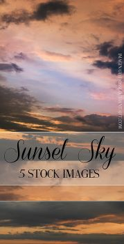 Sky Stock Images by AndreeaRosse