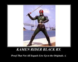 Proof of Kamen Rider Black RX by NeonGenesisGuyverIII