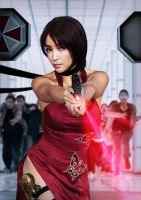 Ada Wong Retribution by HuangZhenyangHZ