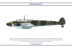 Bf 110 C LG1 1 by WS-Clave
