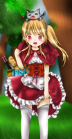 Red Riding Hood by piepienyo