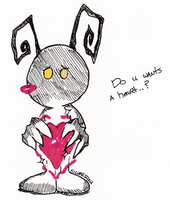 Heartless with a Heart by SilverRiku