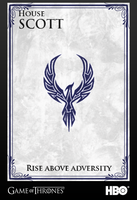 House Scott sigil by DarkenedProngs