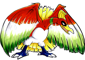 Student Ho-oh