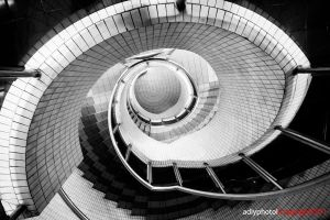 spiral ladder by mohdadlymohd