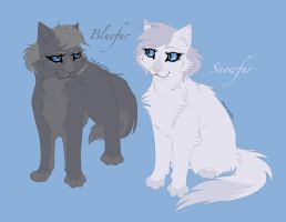 Bluestar's Prophecy-Sisters for life and death by LotusLostInParis