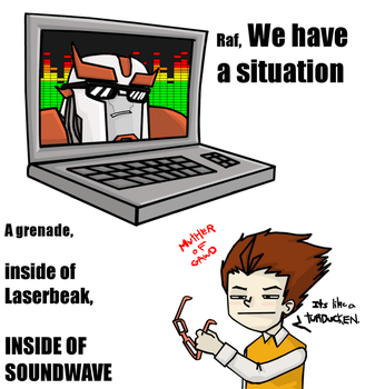 Transformers Prime Triage :D by caboosemcgrief
