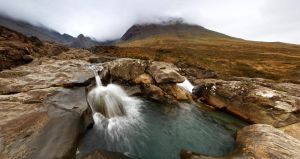 Fairy Pools, Isle of Skye by DamianKane
