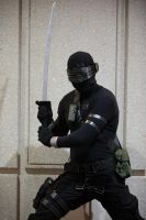 Me as Snake Eyes by moderndayninja