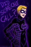 DC - Did Someone Call for Batgirl? by Original-Blue