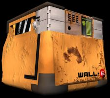 Walle Box by philbot