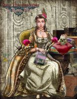 Queen Marie - Chevalier d'eon by CrazyHunkLord