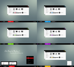 Zeka Theme For Windows 7 by Cleodesktop