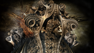 Gears of War (Fractal Calendar 2013 March) by Tahyon