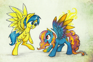 Let's have a flight by MoonlightFL