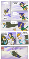 Rayman - Neocreation Day Fan Comic page 22 by EarthGwee