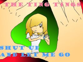 3. Shut Up And Let Me Go by imuffinator