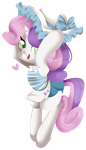 Sweetie Belle by abc002310