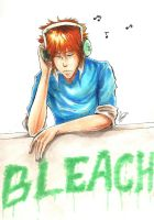 BLEACH +Music+ by shirotenshi-chan