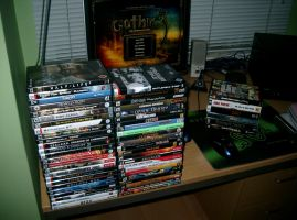 My little game collection by 3xhumed