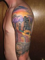 finished Denver half sleeve by veritas78