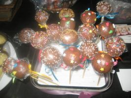 Cake Pops by AbstractWater