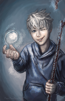 Jack Frost by Pew-PewStudio