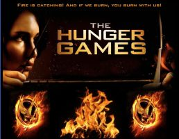 The Hunger Games Wallpaper by EveOmega
