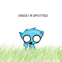 ONOS I R SPOTTED by explosion-sauce