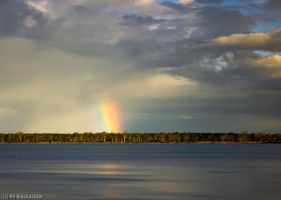 Tasmania - Rainbow by addr010