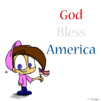 God Bless America by Nicktoonacle