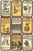 2011 Munchkin cards 2 by goodbunny2000