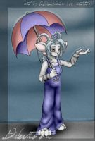 It's Raining Again by albinoshadow