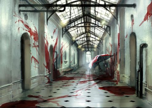 Rutledge Asylum - Insane by SpicyHorseOfficial