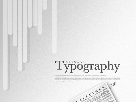 Typography wallpaper2 by dinesh1201